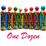 One Dozen 1.5oz Mini Tip Dab-O-Ink Bingo Dauber