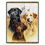 Great Hunting Dogs Tapestry