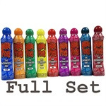 4oz Dabbin' Fever Bingo Dauber Full Set (Nine Colors)