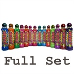 4oz Dabtastic Bingo Dauber Full Set (Fourteen Colors)