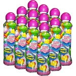 One Dozen Happy Birthday 3oz Bingo Dauber Purple