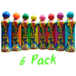 Six Pack 1.5oz Mini Tip Dab-O-Ink Bingo Dauber