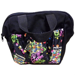 Flashy Bingo Fever 6-pocket Tote Bag