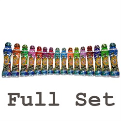 4oz Sunsational Bingo Dauber Full Set (Sixteen Colors)