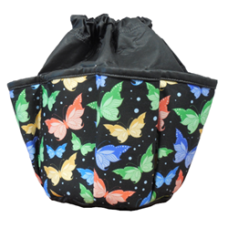 Butterfly 10-pocket Dauber Bag Vinyl