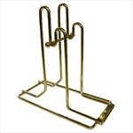 Brass Plated Ticket Roll Dispenser