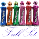 1.5oz Sunsational Twister Bingo Dauber Full Set (Six Colors)