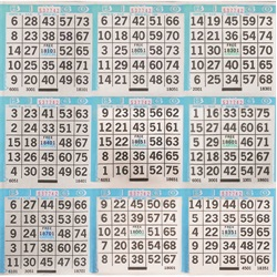 bingo paper Bingo paper, bingo supplies at bingopapercom bingopapercom is (as the name implies) one of the leading providers of bingo paper and other bingo supplies in the.