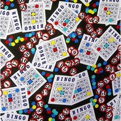 Classic Bingo 10-pocket Dauber Bag Vinyl