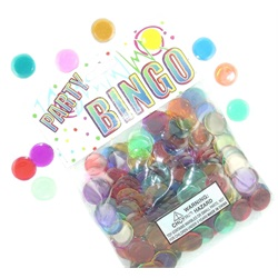 Party Bingo Chips - 300