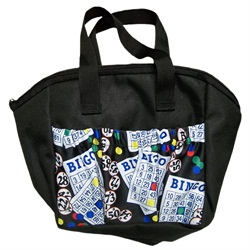 Classic Bingo 6-pocket Tote Bag