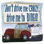 Drive Me Crazy Tote Bag