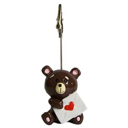Bear Love Ticket Holder